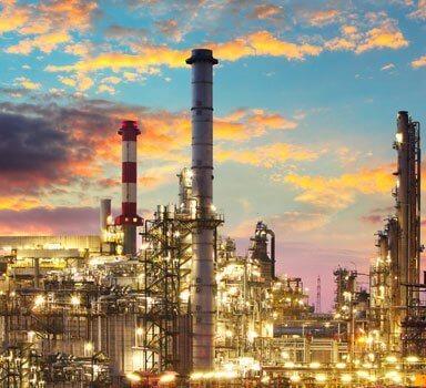 صنایع نفت و پتروشیمی